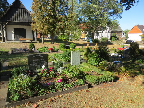 Friedhof in Ehrsten