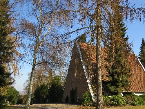 Friedhof Bettenhausen in Kassel
