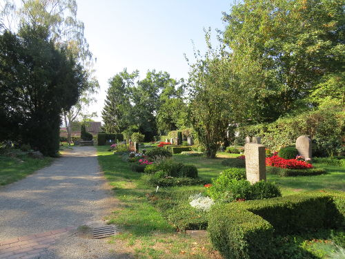 Friedhof in Kassel Wolfsanger
