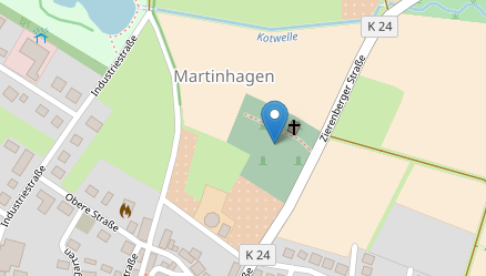 Friedhof Martinhagen